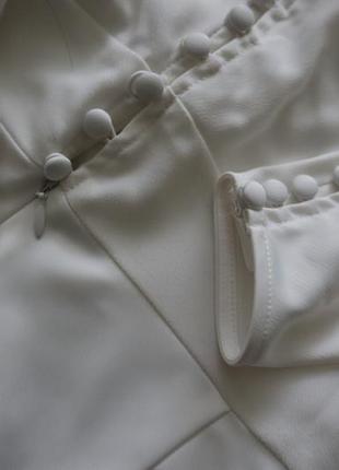 Элегантное свадебное платье2 фото