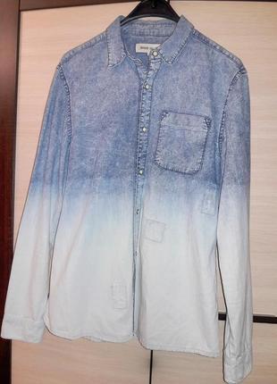 Джинсова сорочка