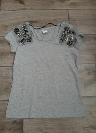 Стильная футболка vero moda. оригинал