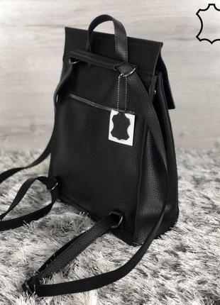 Кожаный рюкзак3 фото