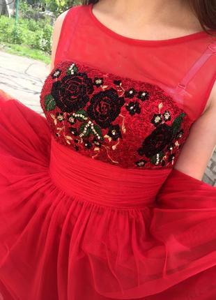 Вечернее / выпускное платье4 фото