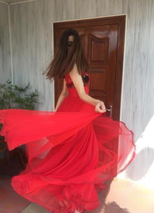 Вечернее / выпускное платье3 фото
