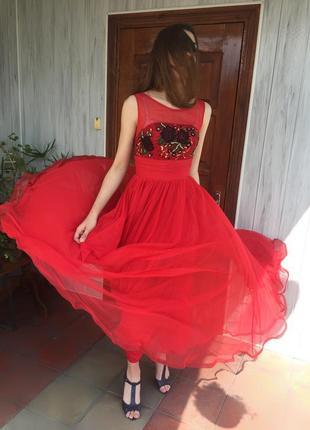 Вечернее / выпускное платье6 фото