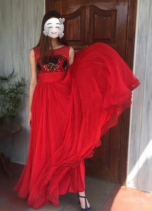 Вечернее / выпускное платье