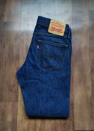 Джинсы levi's 511 оригинал штаны левис левайс