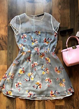 Очень красивое платье zara
