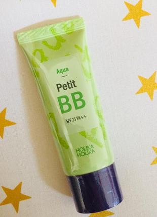 Aquaвв крем  petit bb spf 25 pa+++} -  компонент - зеленый чай.