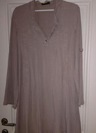 Mac scott блуза лиоцел