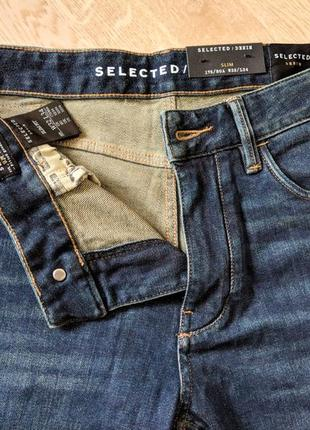 Джинсы selected8 фото