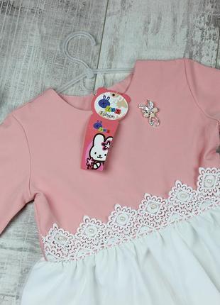 Замечательные, нарядные платья для вашей принцессы!2 фото