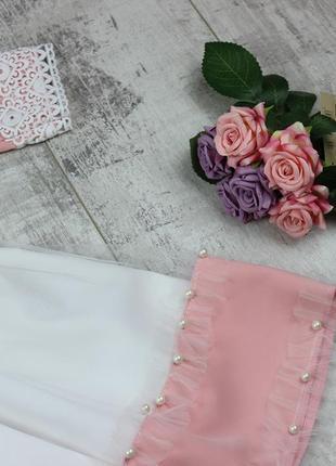 Замечательные, нарядные платья для вашей принцессы!4 фото