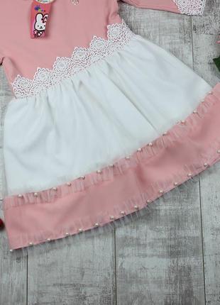 Замечательные, нарядные платья для вашей принцессы!3 фото