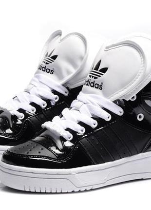 Adidas кроссовки хайтопы сникерсы высокие кеды баскетбольные размер 42