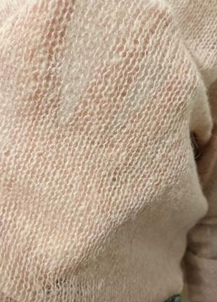 Летний лёгкий свитер + майка4 фото
