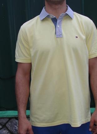 Брендова футболка tommy hilfiger