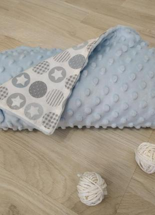 Одеяло плед минки kolirta ковдра minky
