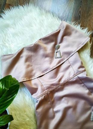 Сукня на плечі3 фото
