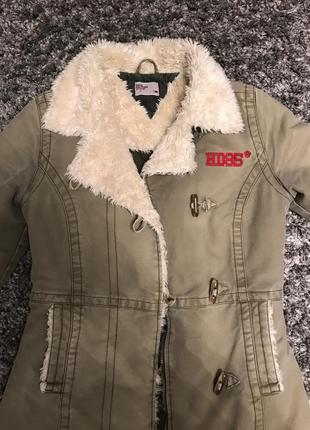 584d3c70ce7 Женские пальто с утеплителем 2019 - купить недорого вещи в интернет ...