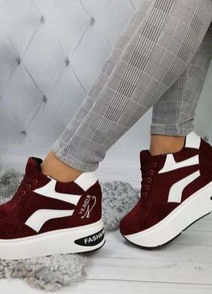 246056e36 Кроссовки на платформе женские в Одессе 2019 - купить по доступным ...