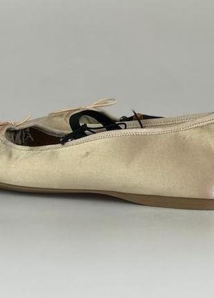 Нежные балетки с бантиком  sh1919031  h&m3 фото