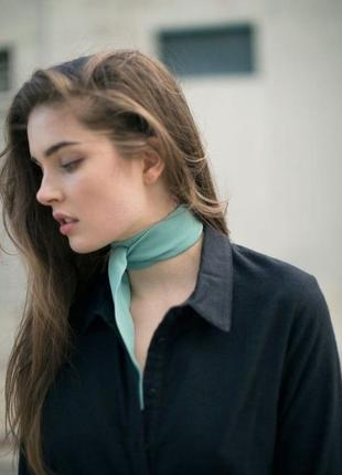 Летний платок бандана шаль шарф