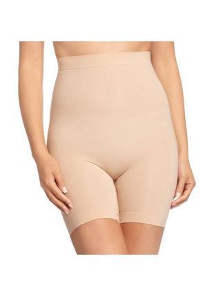 Бесшовные утягивающие шорты- панталоны корректирующие трусики утягивающие трусы