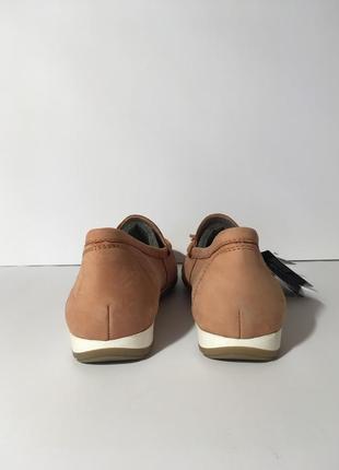 Кожаные  мокасины слипоны туфли caprice германия {размеры с 36 по 41}4 фото