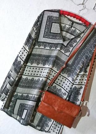 💖 подписчикам - скидка 15% 💖 шикарное платье туника с обьемными рукавами 🔸 бренд freequent