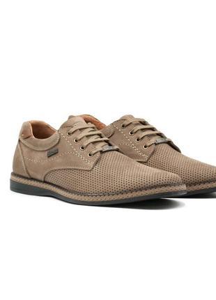Стильные мужские туфли весна лето натуральная кожа в наличии украина