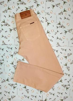 Акция 1+1=3 крутые бежевые джинсы чиносы marlboro, размер 42 - 44