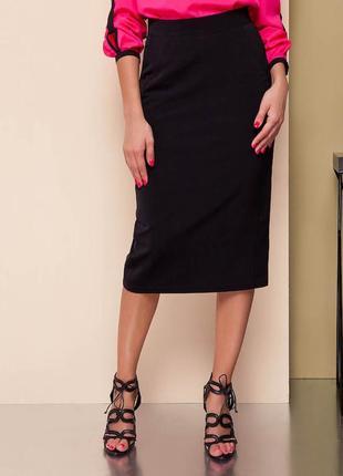 Базовая юбка-карандаш2 фото