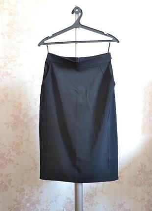 Базовая юбка-карандаш3 фото