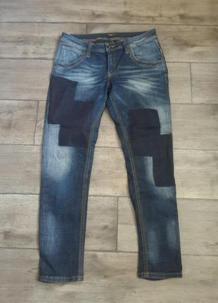 Стильные джинсы мом бойфренд слим liebeskind. немецкое качество. оригинал