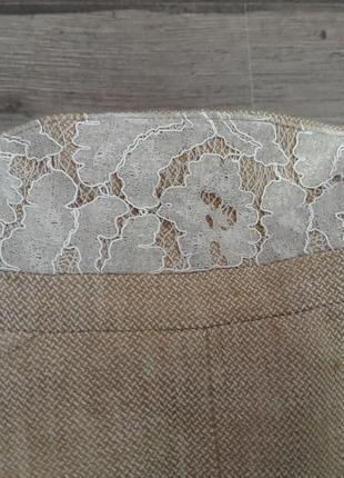 100% лен. стильный красивый оригинальный жакет пиджак riani max mara. оригинал7 фото