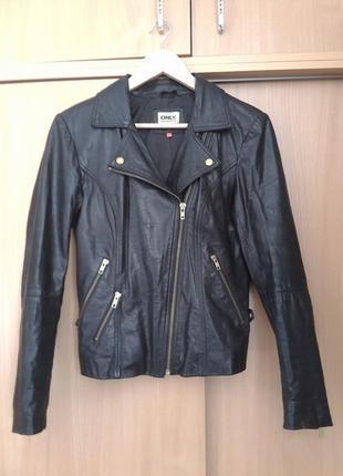 100% кожа. куртка жакет косуха only. оригинал