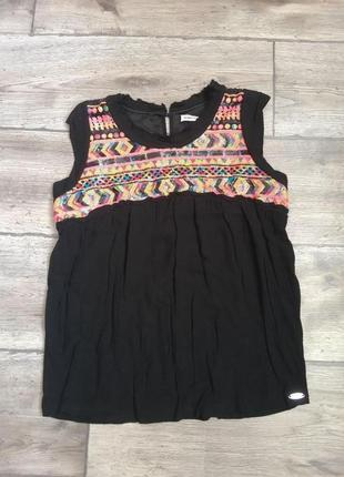 Интересная стильная майка блузка fornarina. оригинал