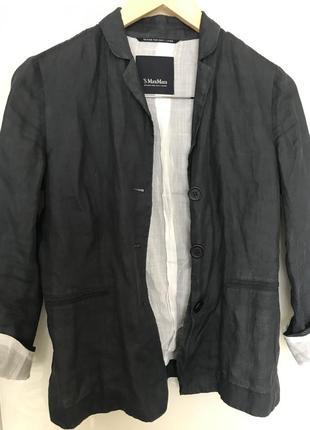 Стильный пиджак maxmara.оригинал.s/36