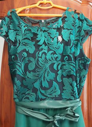 Выпускное платье 50-52 р