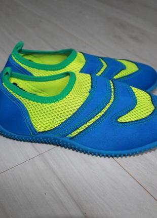 Аквашузы пляжная обувь разм 32 h&m