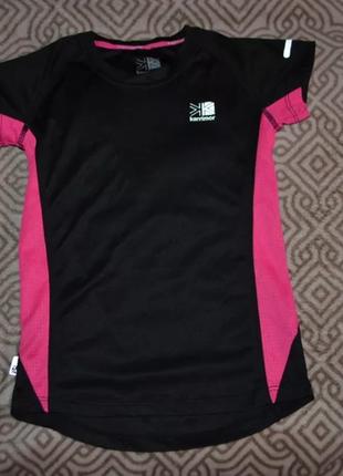 Термо футболка девочке karrimor рост 140 оригинал на 10 лет