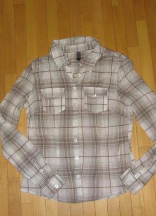 Легкая   рубашка из батиста only