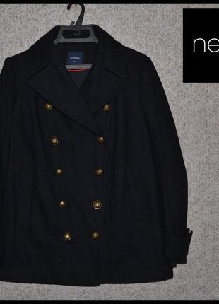Ексклюзивне брендове пальто жіноче next outerwear xl [великобританія] (женское)