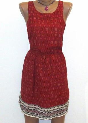 Модный сарафан от h&m размер: 44-s, m