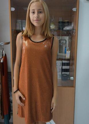 Платье - майка