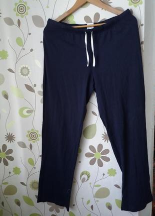 Женские пижамные домашние штаны р.м 40/42 евро