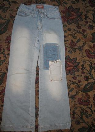 Джинсы gloria jeans размер 134