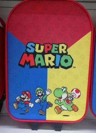 Детский дорожный чемодан