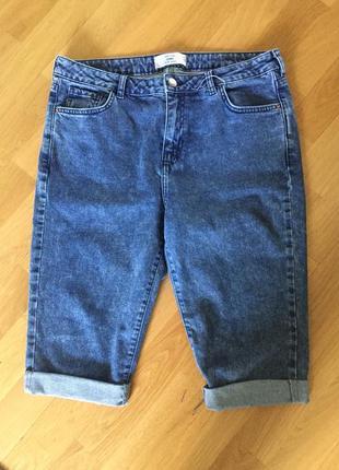 Джынсовые шорты new look