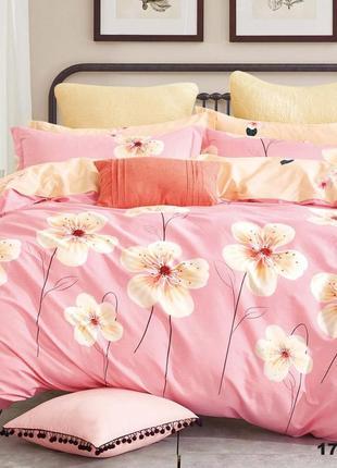 Постельное белье, постельное бязь, розовое постельное белье, постельное хлопок