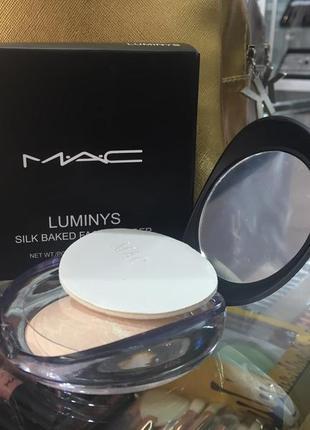 Пудра luminys silk baked face powder